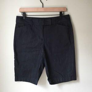 Ann Taylor Bermuda Shorts, size 6